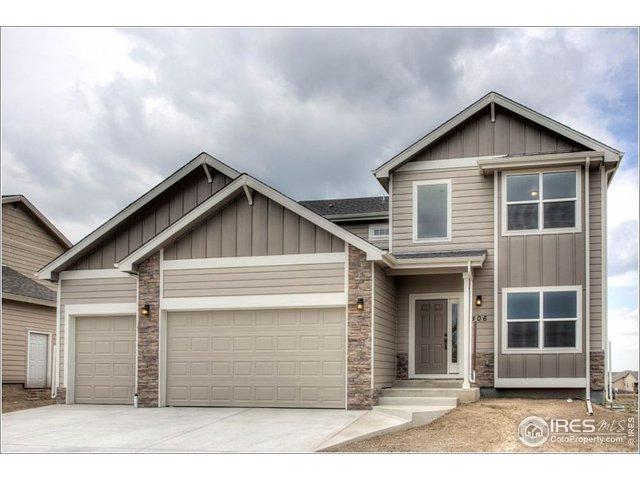 310 Ptarmigan St, Severance, CO 80550 (MLS #875115) :: Hub Real Estate