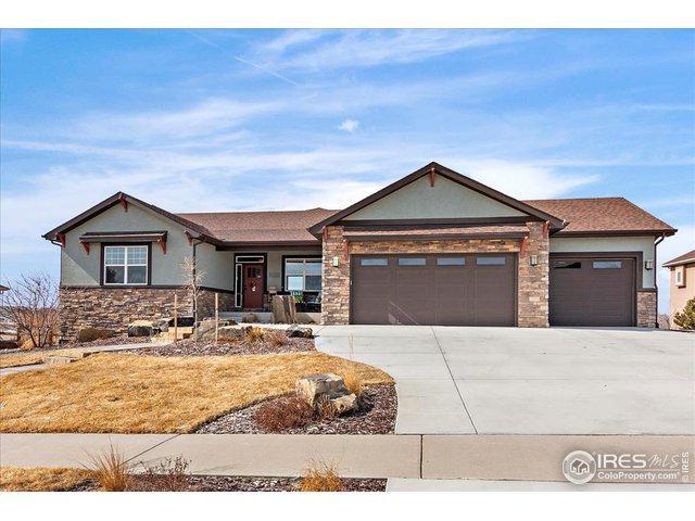 425 Horizon Cir, Greeley, CO 80634 (MLS #875137) :: Kittle Real Estate