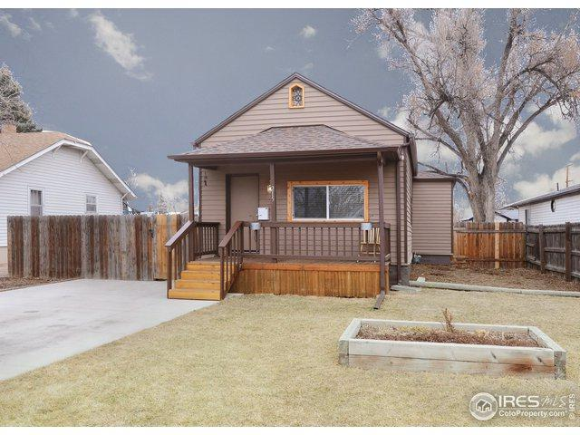 215 12th St, Greeley, CO 80631 (#875139) :: The Peak Properties Group