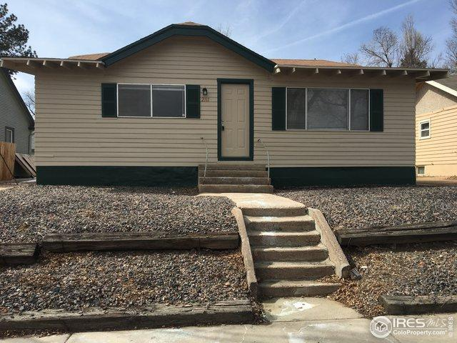 2111 8th Ave, Greeley, CO 80631 (#875150) :: The Peak Properties Group