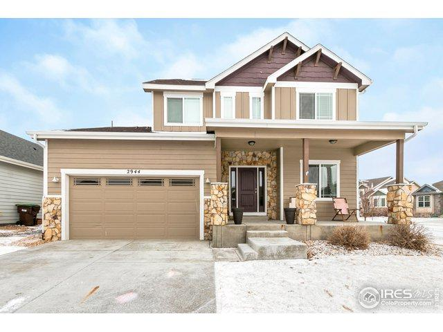 2944 Joseph Dr, Fort Collins, CO 80525 (MLS #875195) :: Sarah Tyler Homes