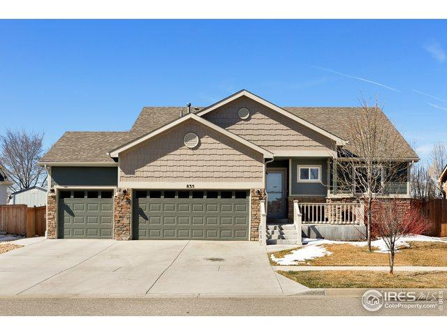 835 Mt Massive St, Berthoud, CO 80513 (MLS #875227) :: Tracy's Team