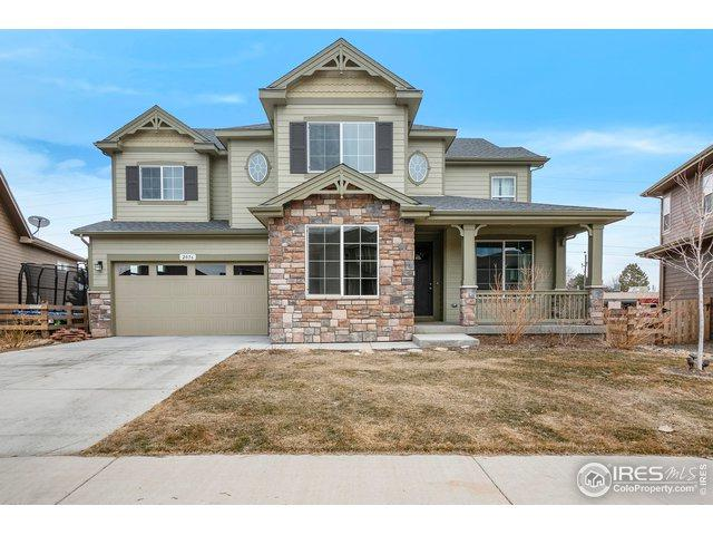 2056 Cutting Horse Dr, Fort Collins, CO 80525 (#875229) :: My Home Team
