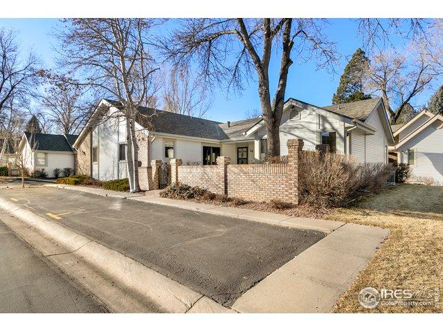 636 Cheyenne Dr #20, Fort Collins, CO 80525 (MLS #875245) :: J2 Real Estate Group at Remax Alliance