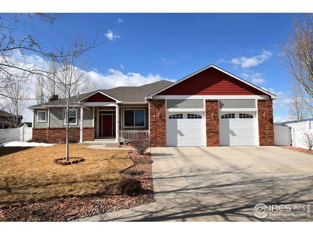 5205 Georgetown Dr, Loveland, CO 80538 (MLS #875247) :: Hub Real Estate