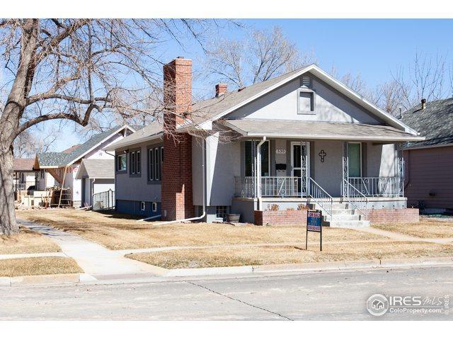 530 Elm St, Sterling, CO 80751 (MLS #875267) :: Hub Real Estate