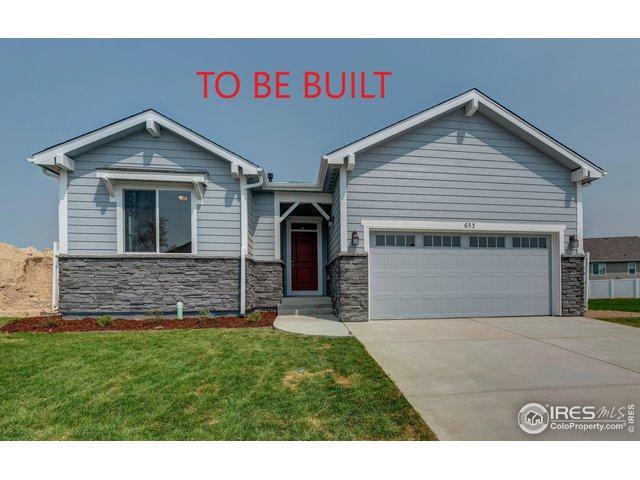 861 Shirttail Peak Dr, Windsor, CO 80550 (#875270) :: The Peak Properties Group