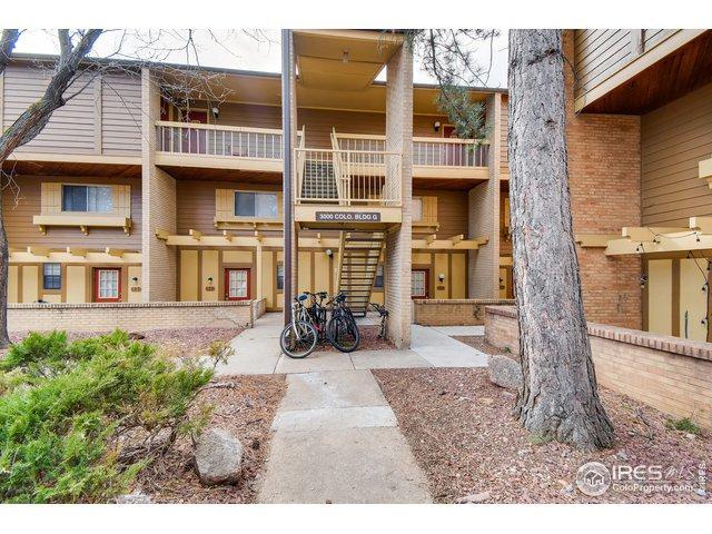 3000 Colorado Ave #128, Boulder, CO 80303 (MLS #875325) :: Sarah Tyler Homes