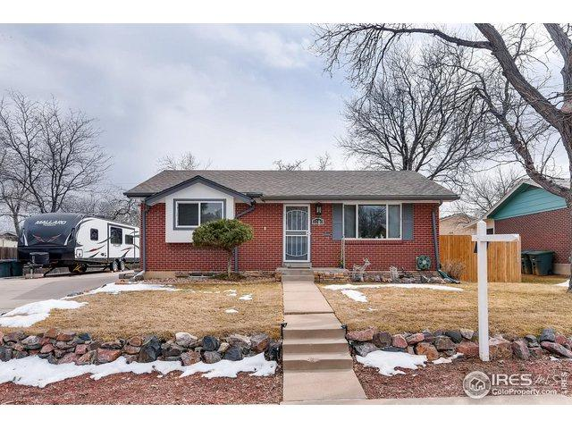 1080 Dean Dr, Northglenn, CO 80233 (#875331) :: James Crocker Team