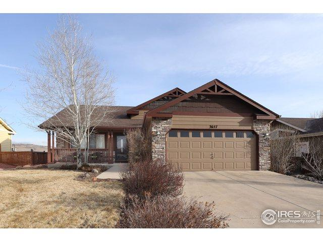 3657 Fletcher St, Loveland, CO 80538 (MLS #875344) :: Downtown Real Estate Partners