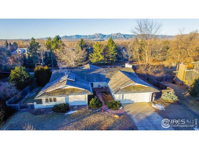 7456 Old Mill Trl, Boulder, CO 80301 (#875371) :: James Crocker Team