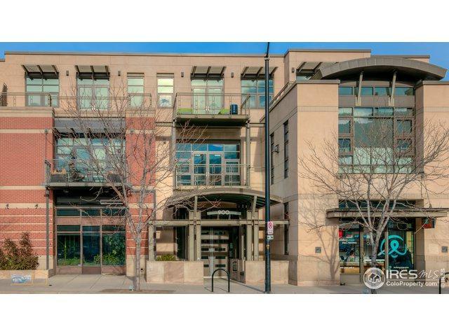 900 Pearl St #203, Boulder, CO 80302 (MLS #875390) :: Hub Real Estate