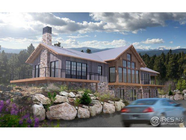 25 Ridge View Rd, Nederland, CO 80466 (MLS #875392) :: Bliss Realty Group