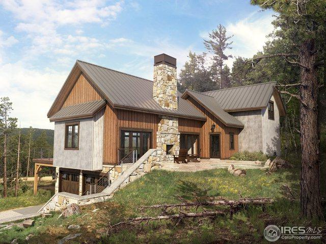 13 Juneau Cir, Nederland, CO 80466 (MLS #875394) :: Bliss Realty Group