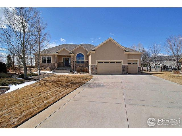 7408 Poudre River Rd, Greeley, CO 80634 (MLS #875403) :: Kittle Real Estate