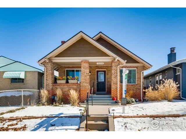 3216 N Fillmore St, Denver, CO 80205 (MLS #875423) :: 8z Real Estate