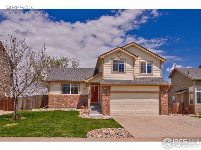 2227 Podtburg Cir, Johnstown, CO 80534 (MLS #875439) :: Kittle Real Estate