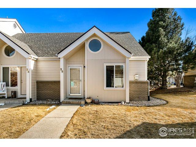 2900 Ross Dr #25, Fort Collins, CO 80526 (MLS #875443) :: Downtown Real Estate Partners
