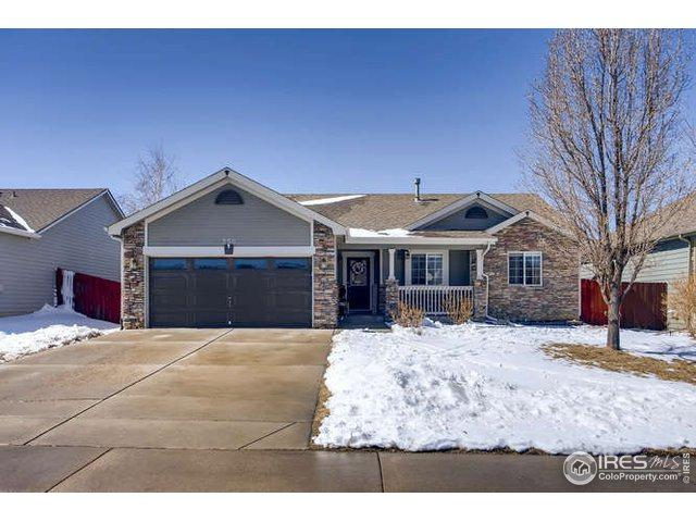 250 Sandstone Dr, Johnstown, CO 80534 (MLS #875452) :: Tracy's Team