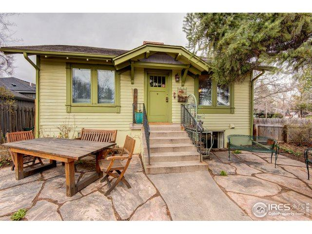 725 E Mulberry St, Fort Collins, CO 80524 (MLS #875453) :: Keller Williams Realty
