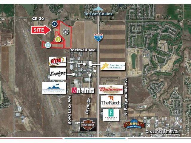 Airpark North, Loveland, CO 80538 (MLS #875475) :: Tracy's Team