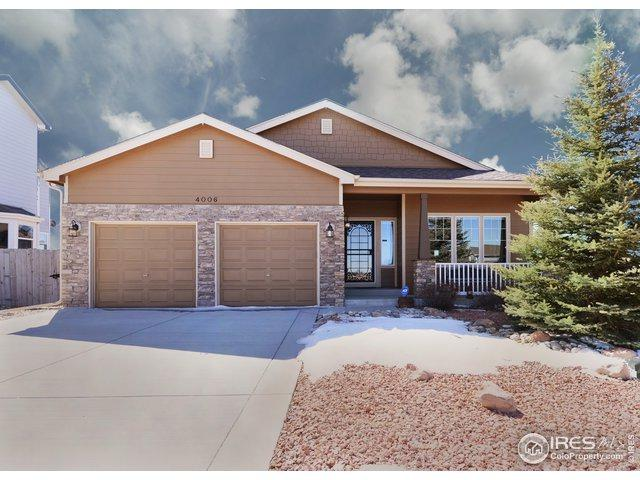 4006 Fossil Dr, Johnstown, CO 80534 (MLS #875494) :: Colorado Home Finder Realty