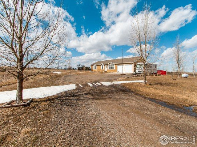28935 County Road 18, Keenesburg, CO 80643 (MLS #875500) :: 8z Real Estate