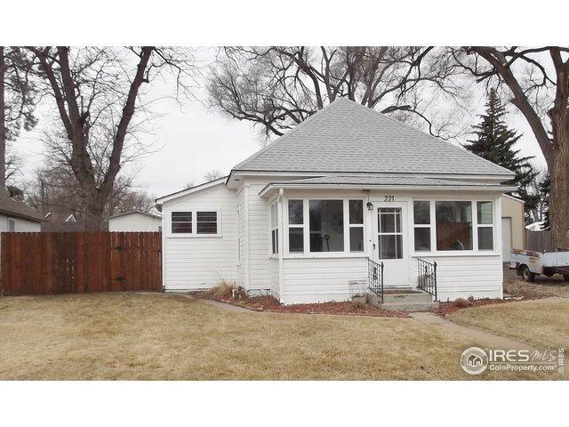 221 N Logan Ave, Haxtun, CO 80731 (MLS #875501) :: Colorado Home Finder Realty