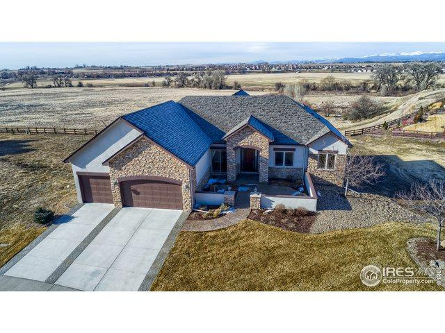 4218 Angelica Pl, Johnstown, CO 80534 (MLS #875505) :: Tracy's Team
