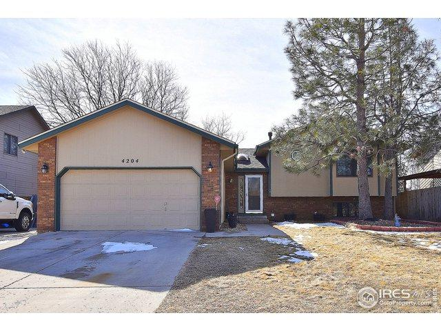 4204 23rd St, Greeley, CO 80634 (MLS #875516) :: Bliss Realty Group