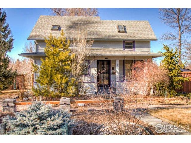 630 Locust St, Fort Collins, CO 80524 (MLS #875525) :: Bliss Realty Group