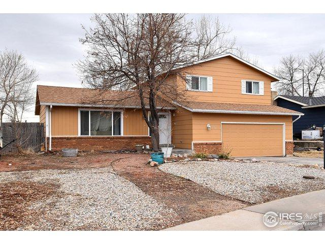 526 Lodge Pole Pl, Loveland, CO 80538 (MLS #875529) :: Tracy's Team