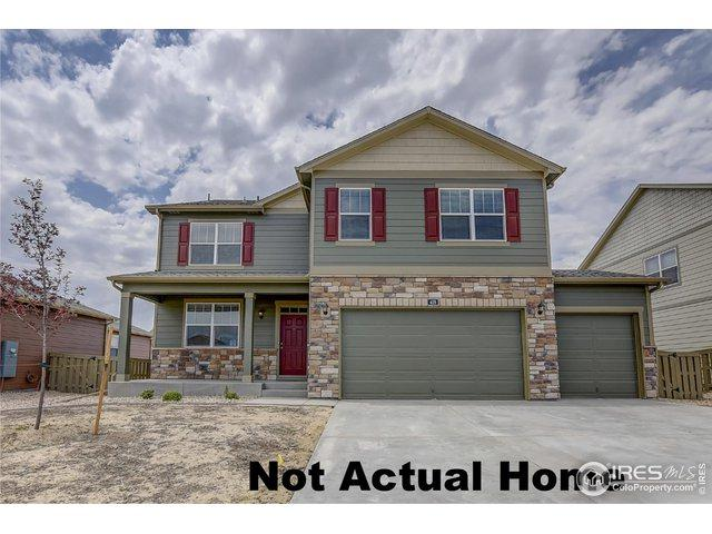 323 Jay Ave, Severance, CO 80550 (MLS #875542) :: Kittle Real Estate
