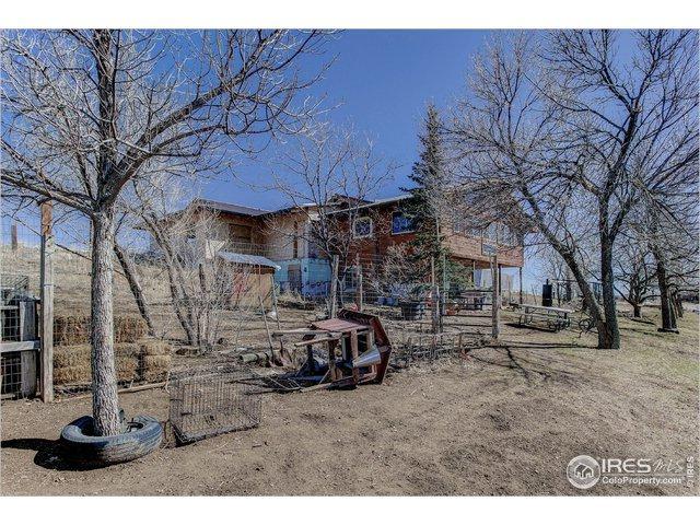 8417 N Foothills Hwy, Boulder, CO 80302 (#875544) :: James Crocker Team