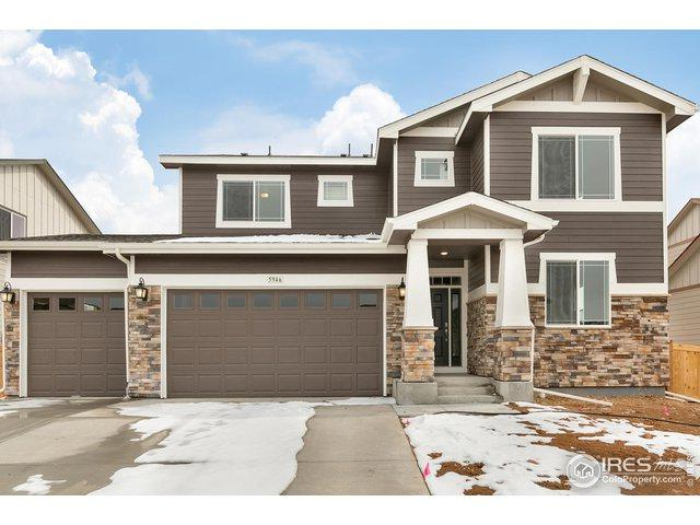 5946 Connor St, Timnath, CO 80547 (MLS #875547) :: Bliss Realty Group
