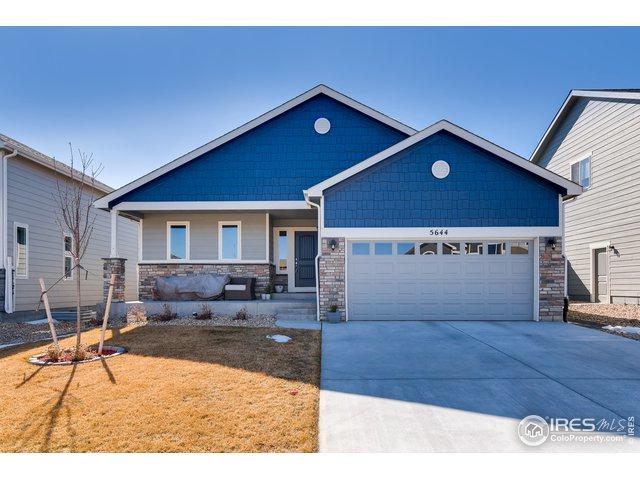 5644 Bexley Dr, Windsor, CO 80550 (MLS #875549) :: Bliss Realty Group