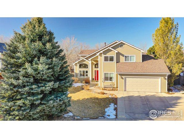 2507 Shavano Ct, Fort Collins, CO 80525 (#875555) :: The Griffith Home Team