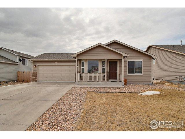 402 E 28th St Rd, Greeley, CO 80631 (MLS #875561) :: Bliss Realty Group
