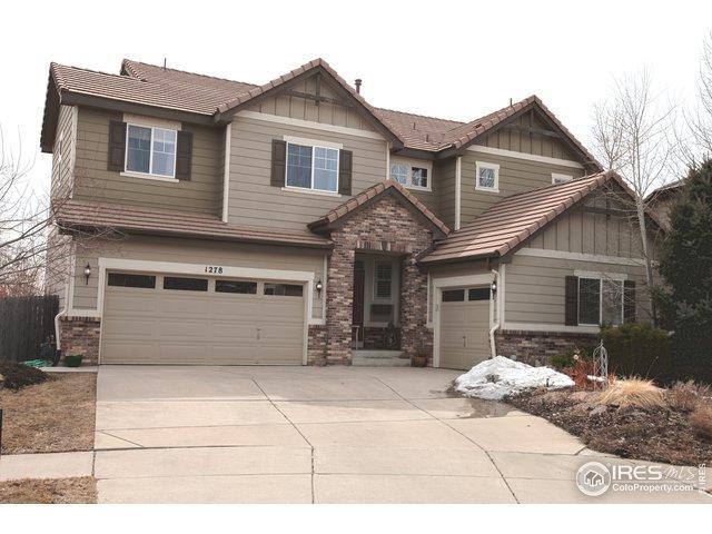 1278 Graham Cir, Erie, CO 80516 (MLS #875578) :: J2 Real Estate Group at Remax Alliance