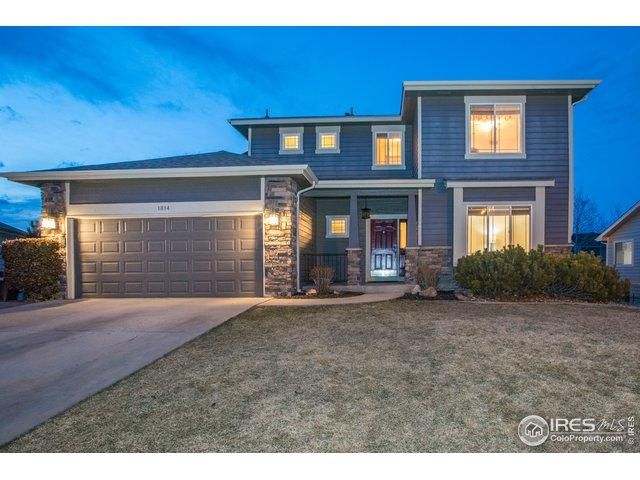 1814 Thyme Ct, Fort Collins, CO 80528 (MLS #875579) :: J2 Real Estate Group at Remax Alliance