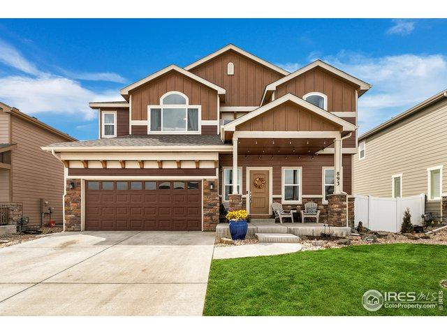 893 Shirttail Peak Ct, Windsor, CO 80550 (MLS #875583) :: J2 Real Estate Group at Remax Alliance