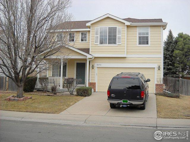 10472 Madison Way, Northglenn, CO 80233 (#875590) :: James Crocker Team