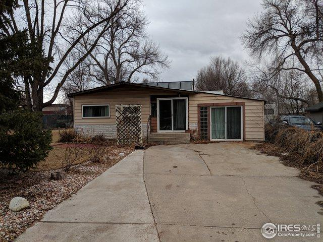3822 Roosevelt Ave, Wellington, CO 80549 (MLS #875593) :: Tracy's Team