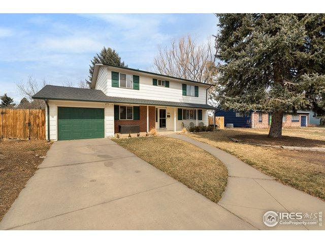 300 Allen St, Fort Collins, CO 80525 (MLS #875597) :: Tracy's Team