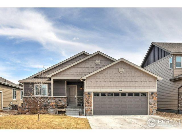 918 Antila Ave, Loveland, CO 80537 (MLS #875598) :: Tracy's Team