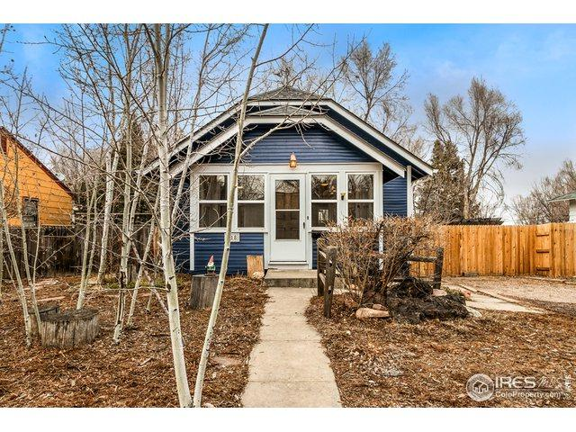 918 Sycamore St, Fort Collins, CO 80521 (MLS #875600) :: Tracy's Team