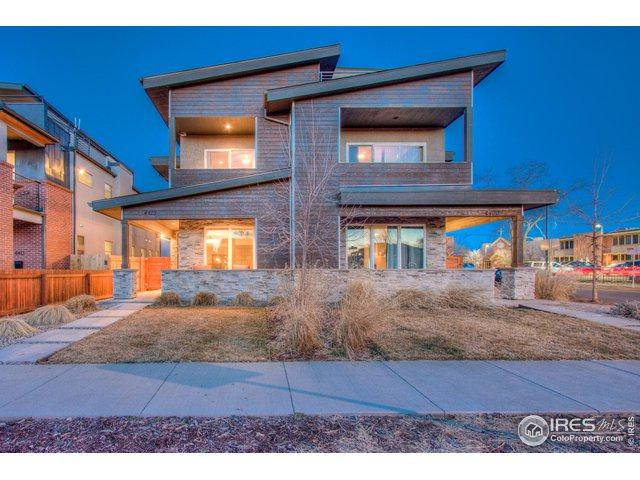 4410 Vrain St, Denver, CO 80212 (#875607) :: My Home Team