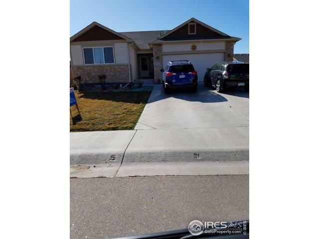 2837 Avocado Ave, Greeley, CO 80631 (#875610) :: The Griffith Home Team