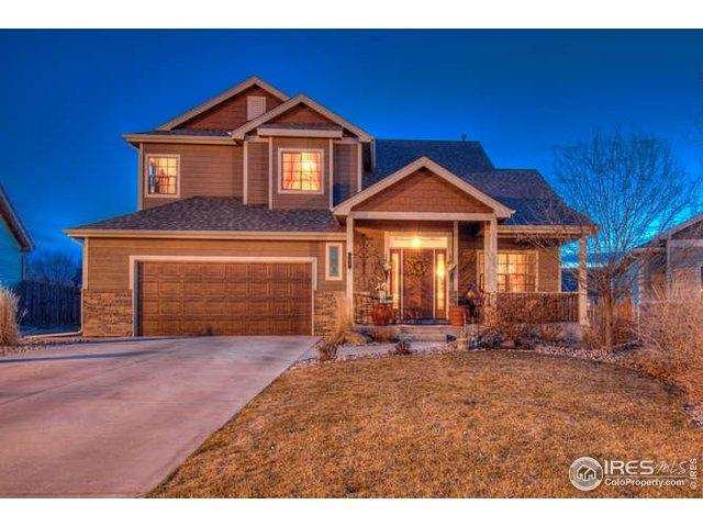 296 Sloan Dr, Johnstown, CO 80534 (MLS #875617) :: Tracy's Team