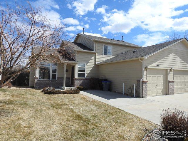 909 Parker Dr #13, Longmont, CO 80501 (MLS #875625) :: 8z Real Estate